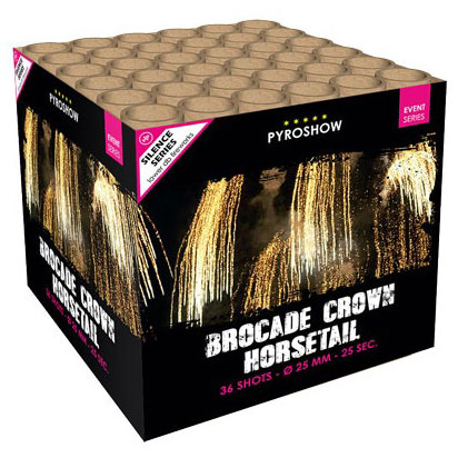Brocade-Horsetail