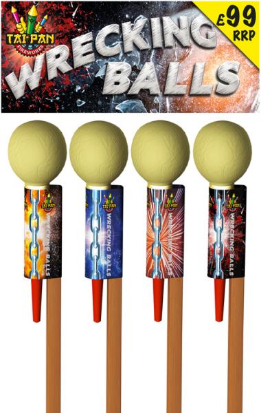 wreckingballs